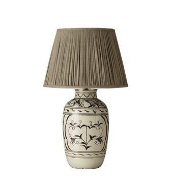 Tilda Table Lamp - Off White/Black