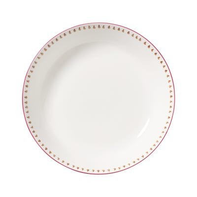 Set of 4 Coquille Bowls - White