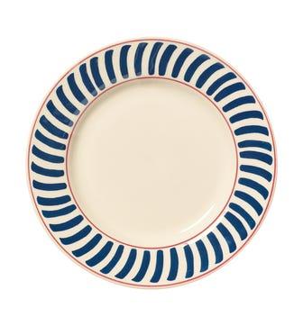 Set of 4 Kintaro Side Plates - Indigo