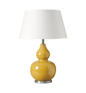 Calabash Table Lamp - Saffron