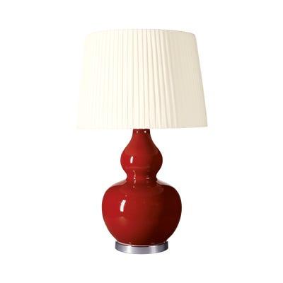 Calabash Lamp - Venetian Red