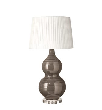 Hulu Lamp - Grey
