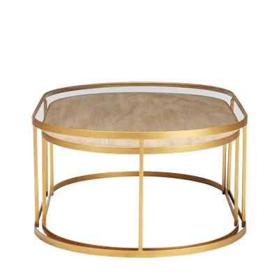 Set of 2 Lutwidge Nested Coffee Tables