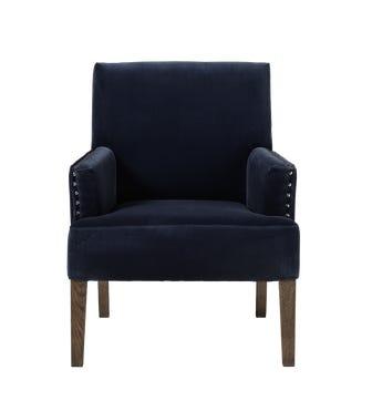 Sutcliff Armchair - Navy