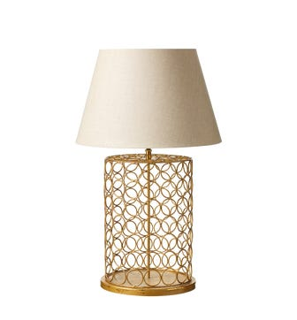 Parzival Table Lamp - Gold