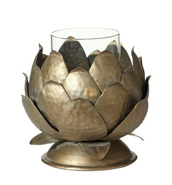 Altena Candle Holder - Antique Bronze