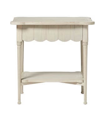 Altoviti Side Table - Washed Grey