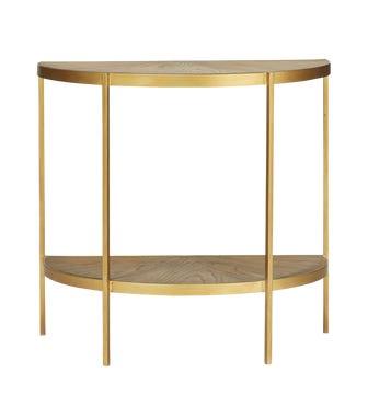 Amarolo Side Table - Natural