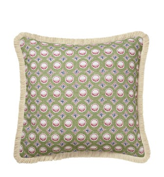 Anduin Cushion Cover - Putting Green