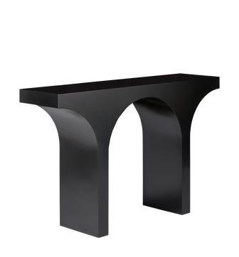 Anio Console Table - Ebony