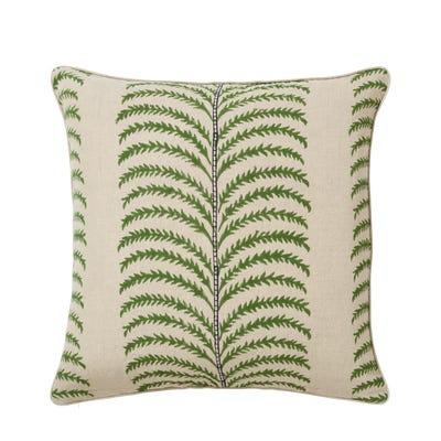 Areca Cushion Cover - Putting Green