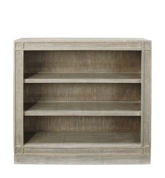 Ashmolean Shelves, Low - Silver Birch