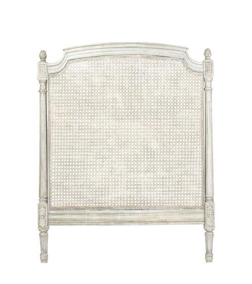 Astrid Headboard, Single - Flannel Grey