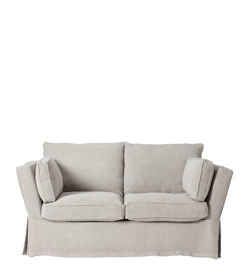Aubourn 2-Seater Sofa - Silver Grey