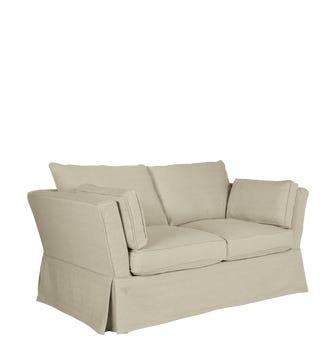 Aubourn 2-Seater Sofa - Natural