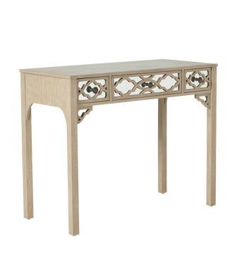 Avezzano Dressing Table - Natural