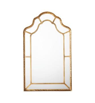 Ballygannon Mirror - Antique Gold
