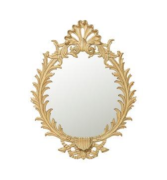 Basile Mirror - Distressed Natural