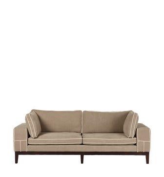 Blake 3-Seater Sofa - Taupe