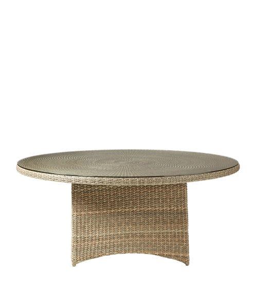 Braunton Dining Table - Bark