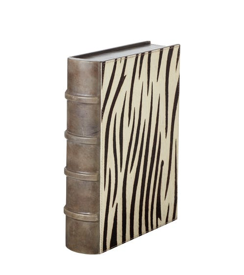 Bristow Box File - Zebra