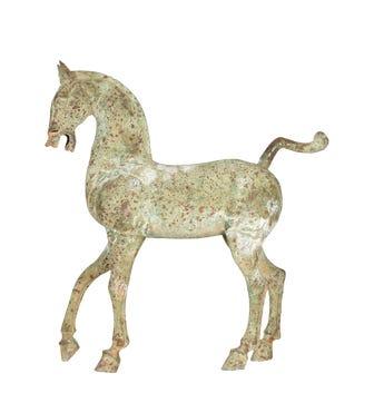 Bronze Horse, Large - Bronze