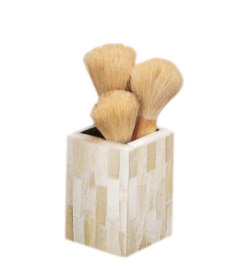 Brush pot - Bone