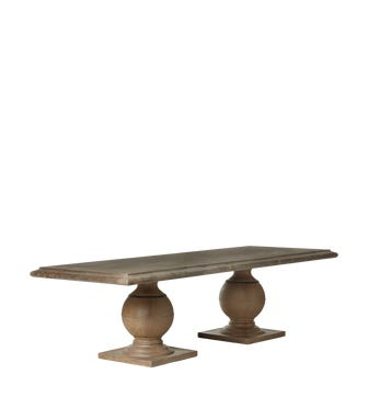 Callanish Dining Table - Brown