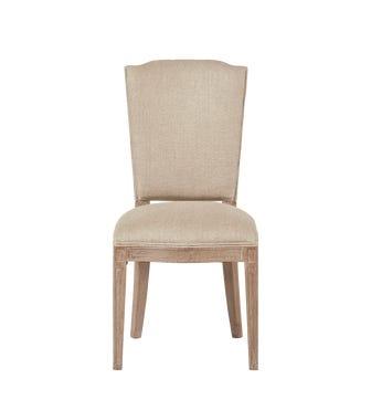 Camaret Dining Chair - Sand Herringbone