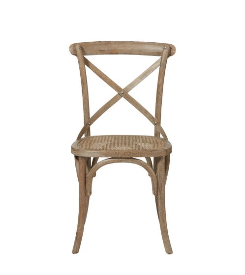 Camargue Chair - Weathered Oak