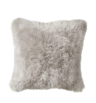 Cashmere Cushion Cover - Ash Grey