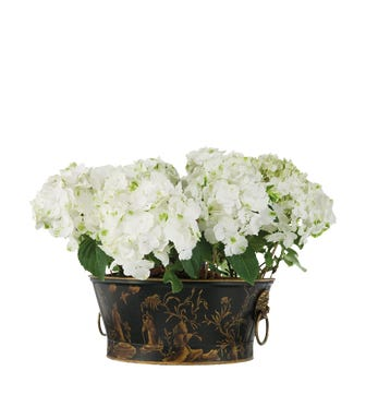 Chinoiserie Planter, Large