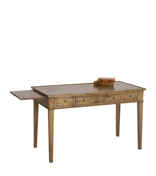 Chinon Antique Oak Desk