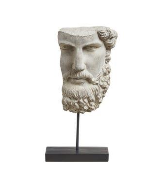 Codrus Head Sculpture