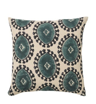 Contorno Cushion Cover Large - Air Force Blue