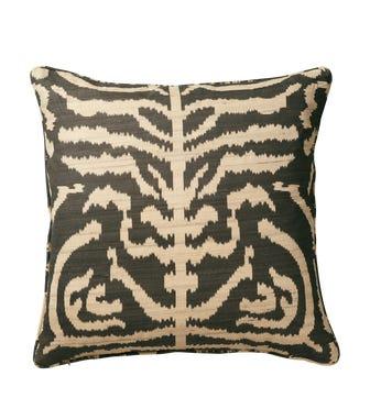 Dahan Cushion Cover - Brown