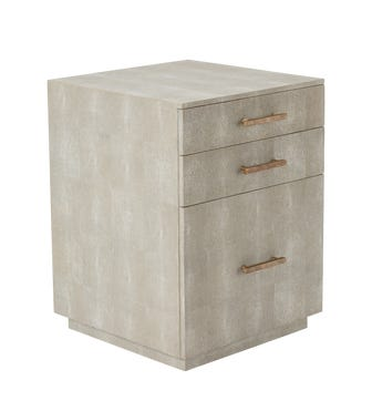 Dalu Filing Cabinet - Taupe