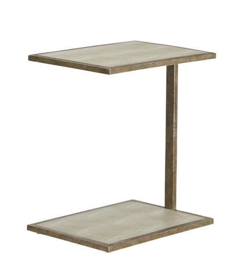 Dalu Side Table - Taupe