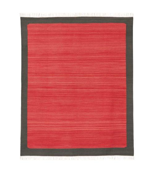 Daugava Rug - Persian Red