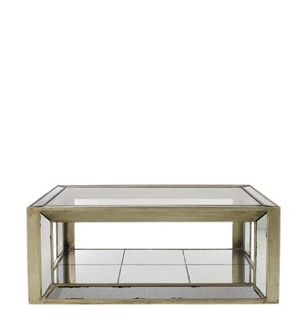 Versailles Coffee Table - Antique Gold