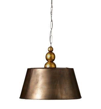 Ellington Hanging Light - Antique Bronze/Gold