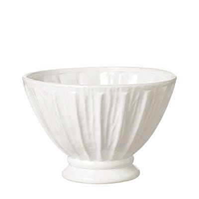 Emborio Bowl - White