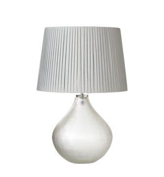 Emilion Glass Table Lamp - Blue Tourmaline