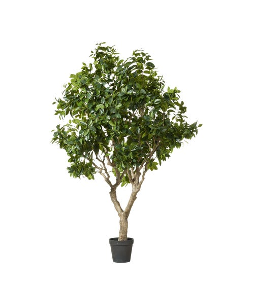 Extra Large Faux Fiddle Tree - Green