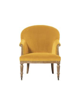 Fauteuil Chair - Ochre