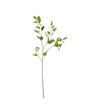 Faux Eucalyptus Stem - Green