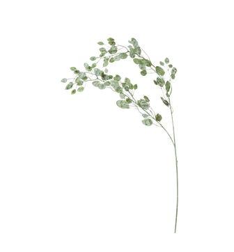 Faux Miniature Eucalyptus Stem - Pale Green