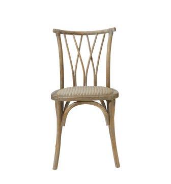 Feur Chair - Brown