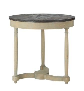 Flavian Side Table - Oak/Stone