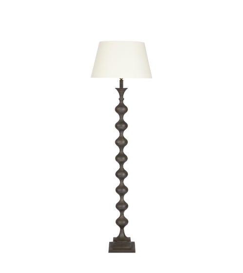 Fortuna Standing Lamp - Gunmetal Grey